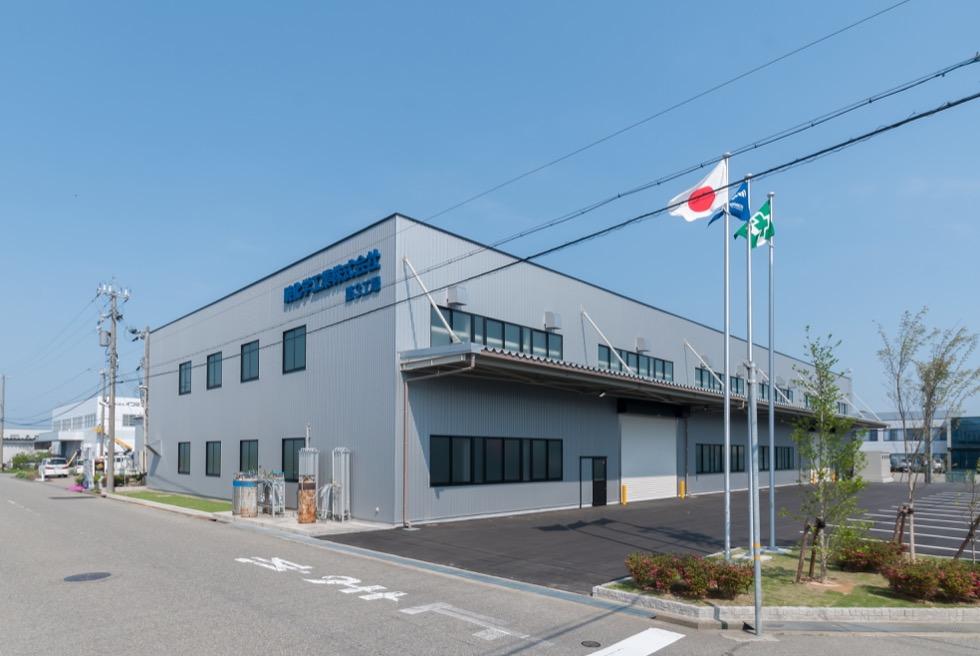暁化学工業株式会社 第3工場–1