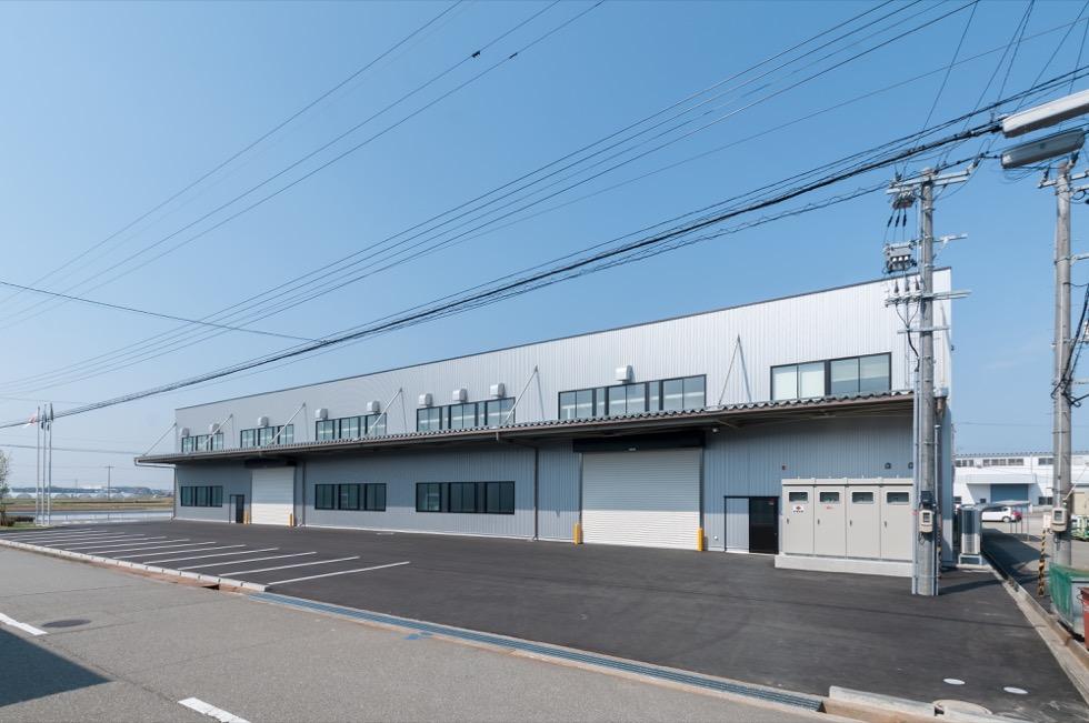 暁化学工業株式会社 第3工場–2